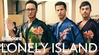 The Lonely Island |  Billboard interview Cover Shoot 2016