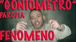 """DADO : """"IL GONIOMETRO"""" (parodia di Fenomeno di Fabri Fibra)"""