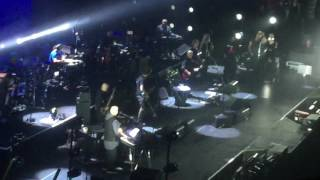 Sting & Peter Gabriel - Calgary July 23 2016 - Sledgehammer Clip