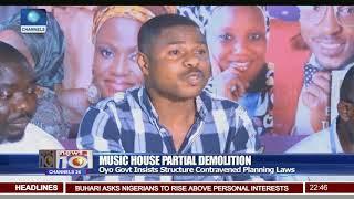 It's So Sad: Ayefele Reacts To Demolition Of Radio Station