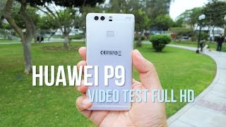 Huawei P9 video test 1080p width=