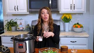 Paleo Chicken and Broccoli (Instant Pot & Under 30 Minutes!) - Lexi's Clean Kitchen