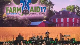 """Willie Got Me Stoned"" Jack Johnson Live @ Farm Aid 2017 9/16/17"