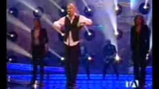 Miguel Bose Morena mia Gala TVE