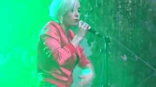 Berta Bittersweet cover MS. DYNAMITE - Fall In Love Again - @ Iberdrola Bilbao World Sup Challenge