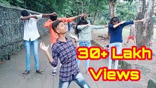 musically group dance full comedy tik tok video