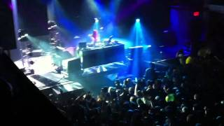 bassnectar live (NYC)