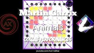 Martin Garrix - Animals(Remastered)//Unipad Collaboration With Axri Izdihar