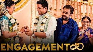 HOT : Saranya Ponvannan Daughter Engagement Function 😍   Tamil News   Bhoomi   VIP
