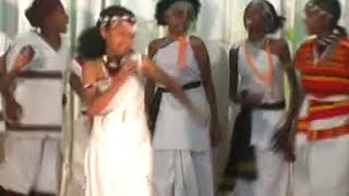 Mihiret Itefa - Qulqulu waka jirata Afan Oromo song
