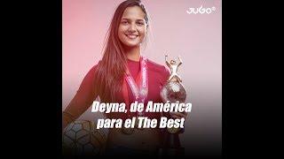 Deyna, de América para el The Best