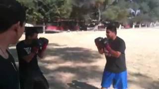 El llano fight 1