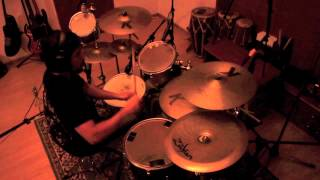 EricKeviNataniel - Sepultura Roots Bloody Roots Drum Cover