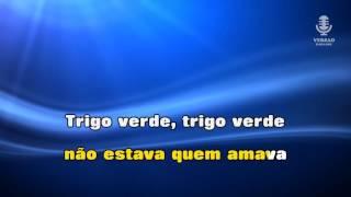 ♫ Karaoke TRIGO VERDE - Banda Fusiforme