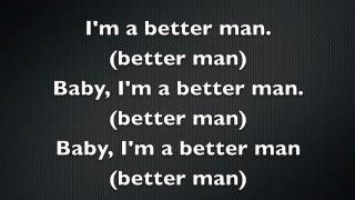 Better Man (Lyric Video) - DannieBoi (Produced by Marcus Davis)