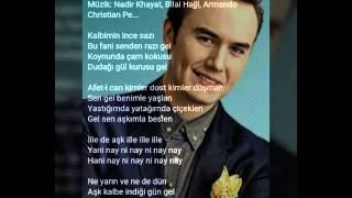 Mustafa Ceceli ıslak imza & diğer şarkı sözleri