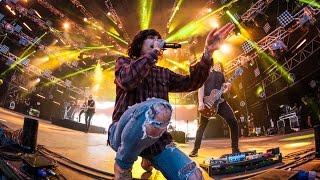 Najważniejsze momenty Woodstock 2016 - Bring Me The Horizon