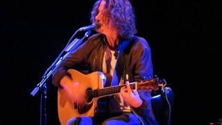 Ave Maria - Chris Cornell Acoustically Live @ Wells Fargo Center Santa Rosa, CA 9-24-15