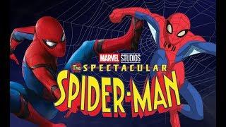 MCU Spectacular Spider Man Intro (Fan Edit)