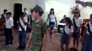 Participación Niños Bethel Mexicali