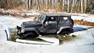 The Jeep Incident