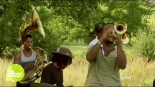 The Hypnotic Brass Ensemble - War