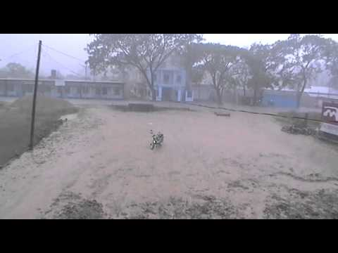 Heavy Rain Nabigonj Hobigonj Bangladesh