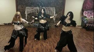 Puritania - Dimmu Borgir - Stygian Sisters Metal Belly Dance