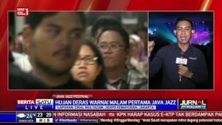 Kemeriahan Java Jazz  Festival di JIExpo Kemayoran