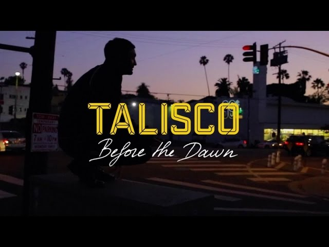 Videoclip de Talisco - Before the Dawn