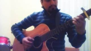 Stranger in Moscow - Michael Jackson - Guitar Cover - Moreno Palmisano