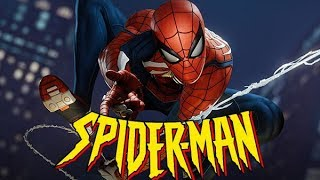 Spider-Man PS4 | 90's Animated Series Theme Style Opening 1