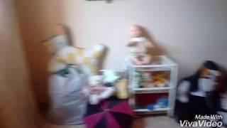 A pequena menina Órfã parte 1