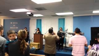Grupo Serafines @ Mi Casa de Oracion