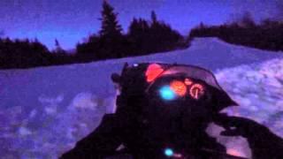 Yamaha Exciter Night Ride