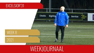 Screenshot van video Excelsior'31 weekjournaal - week 8 (2021)