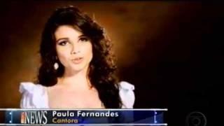 Taylor Swift e Paula Fernandes - Vídeo Show