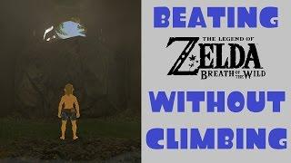 Zelda Breath Of The Wild Playthrough: Under A Red Moon, Mijah Rokee Shrine width=