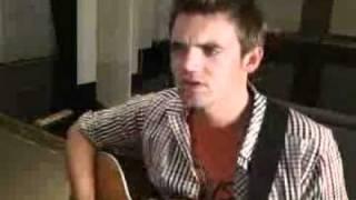 Tyler Hilton - Missing You (acoustic)