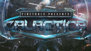 'Galactica' - Royalty Free Cinematic Sci-Fi Effects Samples -  By Cinetools