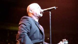 Billy Joel We Didn't Start the Fire Live Front Row