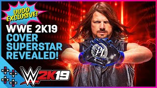 AJ STYLES REVEALED AS WWE 2K19 COVER SUPERSTAR!!! - UUDD Vlogs