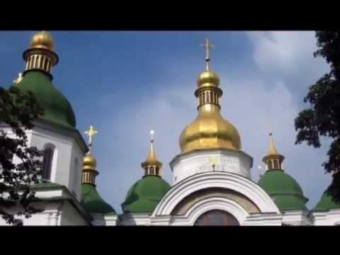 City Tour in One Minute: Kiev, Ukraine
