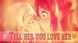 【Indie Pop】Nightcore ~ Tell Her You Love Her Too ▶LYRICS