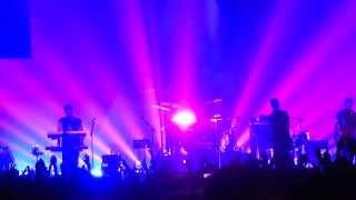 Bastille - Laughter Lines - Live @ Casino de Paris 10.03.14