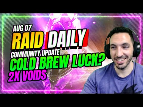 They STILL Don't Get it... @Cold Brew Gaming MAIN EVENT! | RAID Shadow Legends
