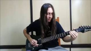 Alter Bridge - Blackbird (solo)