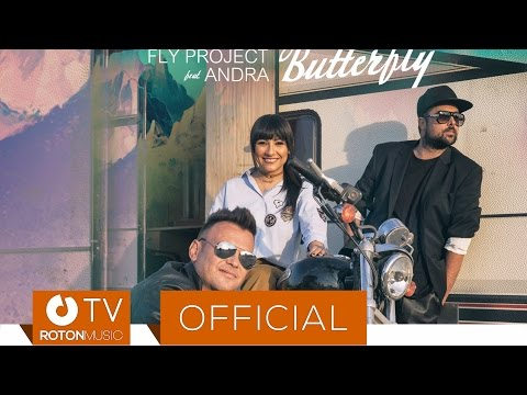 Fly Project feat. Andra - Butterfly