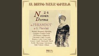 Turandot, Act III: Nessun dorma!