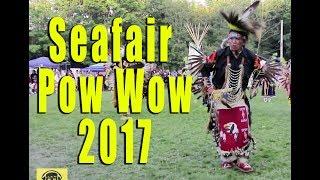 Seafair Pow Wow 2017